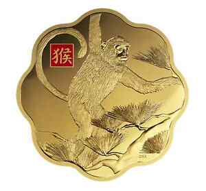 Click now to see the BUY IT NOW Price! 2016 CANADA YEAR OF THE MONKEY  MINTAGE 10  1 KG OF .9999 FINE GOLD  $2 500 FACE