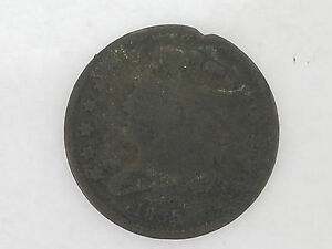 1835 LARGE CENT PENNY.. GOOD CONDITION