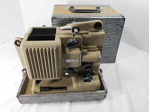eumig imperial p8 motion picture projector