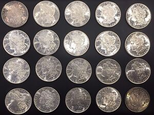Click now to see the BUY IT NOW Price! GEM ORIGINAL 1881 S ROLL OF MORGANS PRISTINE CONDITION