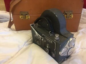 pathe super 16 16mm movie camera france in