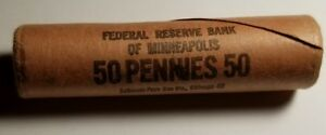 1963 D  OBW BU MEMORIAL  50 CENTS  1 ROLL   [12 ROLLS AVAILABLE]