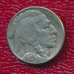 1929 S BUFFALO NICKEL  VERY NICE LIGHTLY CIRCULATED NICKEL CLEAR DATE  FREE SHIP