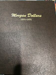 Click now to see the BUY IT NOW Price! MORGAN DOLLARS BOOK: 1891 1921  19 COINS