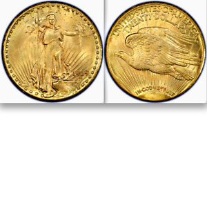 Click now to see the BUY IT NOW Price! 1929 PCGS MS64 BETTER DATE SAINT GAUDENS $20 GOLD DOUBLE EAGLE