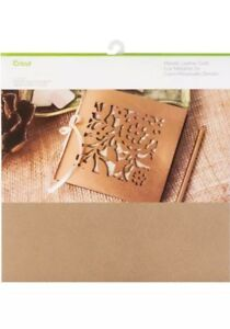 CRICUT SOFT METALLIC LEATHER 12