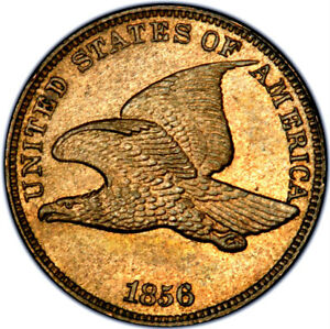Click now to see the BUY IT NOW Price! 1856 PCGS PR64 FLYING EAGLE CENT NON DOCTORED REAL PR64 UNDERRATED KEY DATE 1C