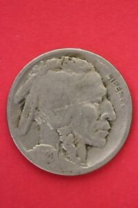 1920 S BUFFALO INDIAN NICKEL EXACT COIN PICTURED FLAT RATE SHIPPING OCE0499