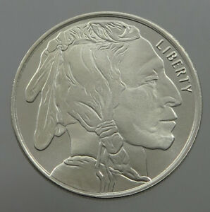 UNITED STATES 1/2 OZ SILVER INDIAN UNC    P32 295