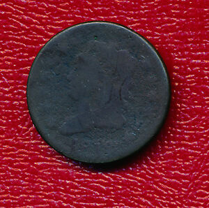 1812 CLASSIC HEAD LARGE CENT   NICE CIRCULATED COPPER COIN