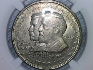 1937 50C ANTIETAM COMMEMORATIVE HALF DOLLAR MS 65 NGC