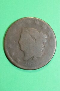 CULL DATELESS LARGE CENT EXACT COIN PICTURED FLAT RATE SHIPPING OCE52