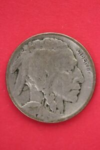 1917 P BUFFALO INDIAN NICKEL EXACT COIN PICTURED FLAT RATE SHIPPING OCE0027