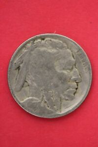 1917 P BUFFALO INDIAN NICKEL EXACT COIN PICTURED FLAT RATE SHIPPING OCE0436