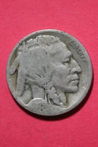 1925 S BUFFALO INDIAN NICKEL EXACT COIN PICTURED FLAT RATE SHIPPING OCE 883