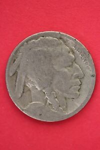 1917 P BUFFALO INDIAN NICKEL EXACT COIN PICTURED FLAT RATE SHIPPING OCE0026