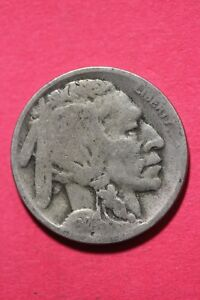 1924 D BUFFALO INDIAN NICKEL EXACT COIN PICTURED FLAT RATE SHIPPING OCE 852