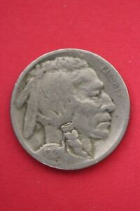 1921 P BUFFALO INDIAN NICKEL EXACT COIN PICTURED FLAT RATE SHIPPING OCE376