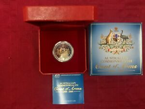 Click now to see the BUY IT NOW Price! CB608  AUSTRALIA 2008 PERTH MINT AUSTRALIAN COMMONWEALTH COAT OF ARMS