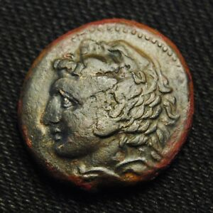 Click now to see the BUY IT NOW Price! 24 SYRACUSE PYRRHUS THE GREAT HERAKLES RV YPA KOIN ATHENA 12.14 GR 278 6 BC