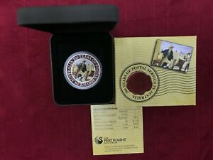 Click now to see the BUY IT NOW Price! CB613  AUSTRALIA 2009 PERTH MINT 200 YEARS OF POSTAL SERVICES IN AUSTRALIA