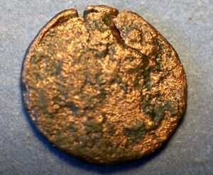 ANCIENT GREEK COIN. UNDETIFIED.