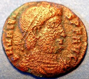 328  378 ANCIENT ROMAN COIN. VALENS  SECURITAS REPUBLICA