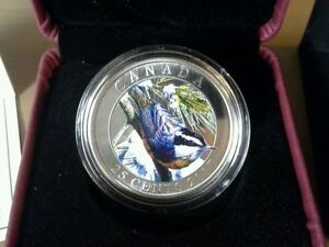 Click now to see the BUY IT NOW Price! 2007 CANADA 25 CENT COIN RED BREASTED NUTHATCH