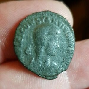 GENUINE ROMAN COIN. BUYER TO IDENTIFY. GUARANTEED GENUINE. REF LOT 24