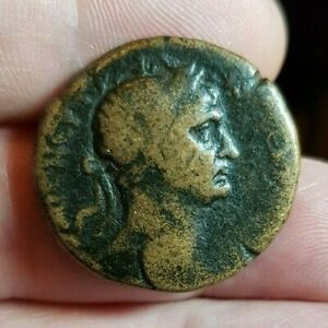 Click now to see the BUY IT NOW Price! GENUINE ROMAN COIN. BUYER TO IDENTIFY. GUARANTEED GENUINE. REF LOT 40