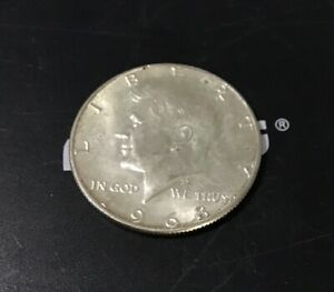 1968 D KENNEDY HALF DOLLAR AS PICTURED 40  SILVER