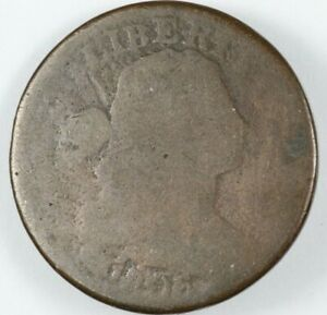 1806 DRAPED BUST LARGE CENT 1C