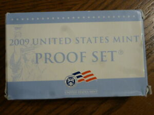 Click now to see the BUY IT NOW Price! 2009 UNITED STATES US MINT PROOF COIN SET LOT S MINT WITH COA & ORIG. PACK