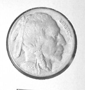 1918S BUFFALO NICKEL      RN2520