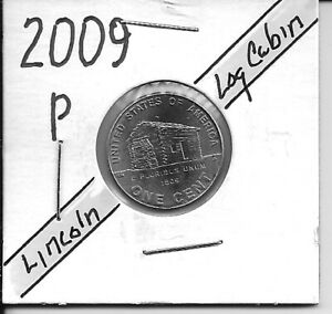 2009 P CENT LOG CABIN UNC