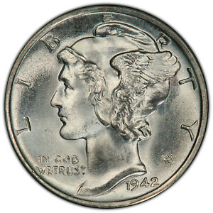 Click now to see the BUY IT NOW Price! 1942 S 10C MS67 FB PCGS PLUS CAC IMM FS 501 VARIETY FINEST KNOWN SOLE TOP POP