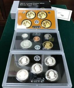 Click now to see the BUY IT NOW Price! 2012 SILVER PROOF SET HT 386