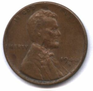 1946 S LINCOLN CENT   HUGE DELAMINATION ON NECK & CHIN   NICE COIN   NICE ERROR