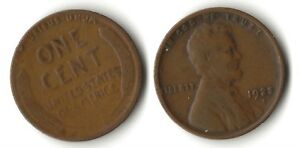 1925D  LINCOLN WHEAT CENT
