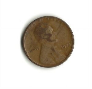 1925 D   LINCOLN WHEAT CENT      SEE PHOTO