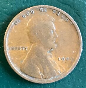 1909 LINCOLN CENT