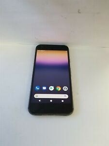 GOOGLE PIXEL 128GB QUITE BLACK G 2PW4100  UNLOCKED  DISCOUNTED NW2654