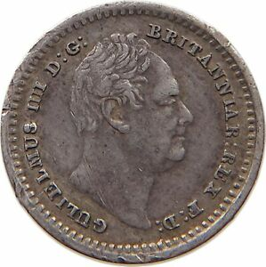 GREAT BRITAIN 1 1/2 PENCE 1834 T121 329