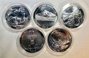 Click now to see the BUY IT NOW Price! 2010 2017 AMERICA THE BEAUTIFUL ATB 5 OZ SILVER COIN SET COLLECTION   200 OUNCES