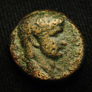 Click now to see the BUY IT NOW Price! 23 ANTIOCH SYRIA EMP CLAUDIUS RV LARGE S C WREATH 14.78 GRAMS 22 3MM AD 42 54