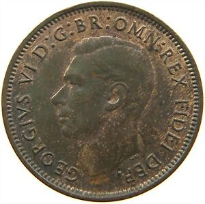 GREAT BRITAIN FARTHING 1950 S19 397