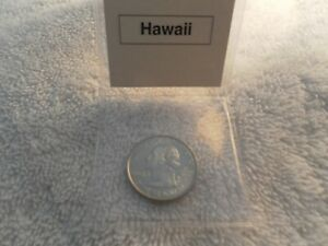 2008 D HAWAII STATEHOODQUARTER  BRILLIANT UNCIRCULATED.
