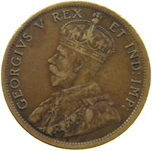 CANADA LARGE CENT 1911 S7 221