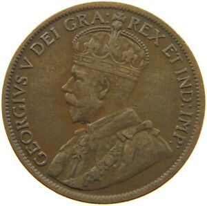 CANADA LARGE CENT 1912 S8 035