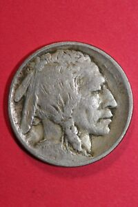 1913 P TY1 BUFFALO INDIAN NICKEL EXACT COIN PICTURED FLAT RATE SHIPPING OCE 0644
